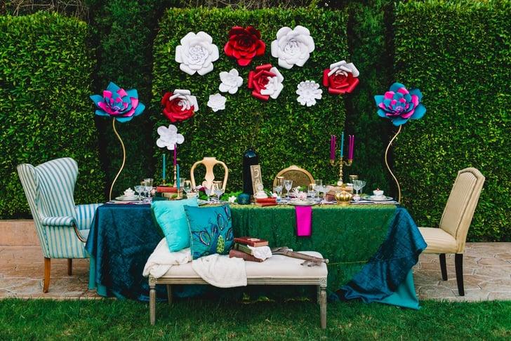 Alice-Wonderland-Wedding-Reception